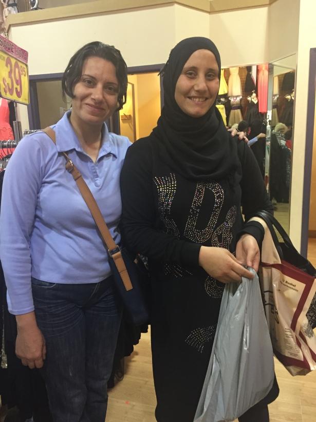 Zeinab & Azza 2